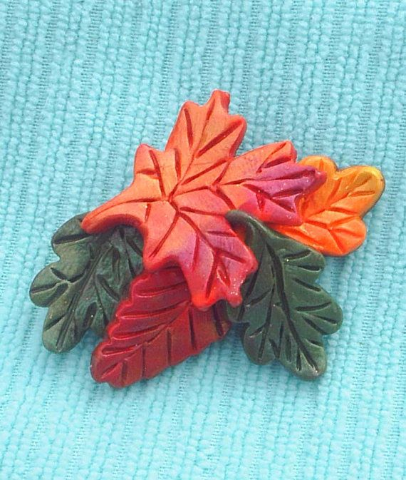 1000 images about thanksgiving decorations crafts and for Clay craft ideas for adults