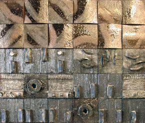 El bajo relieve protagoniza el dise o en un nuevo estilo de decoracion con baldosas el arte - Azulejos con relieve ...