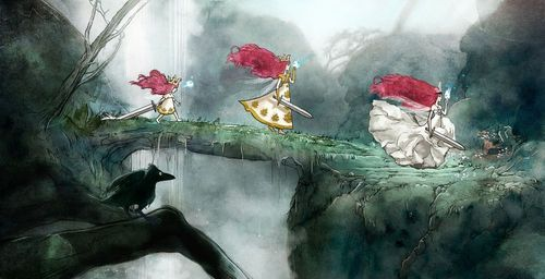 Child of Light official Tumblr — The evolution of Aurora