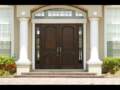 45 best doors images on pinterest front doors the doors for Main entrance door design