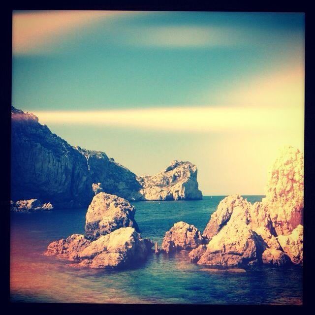 Îles mèdes - Espagne - mai 2014