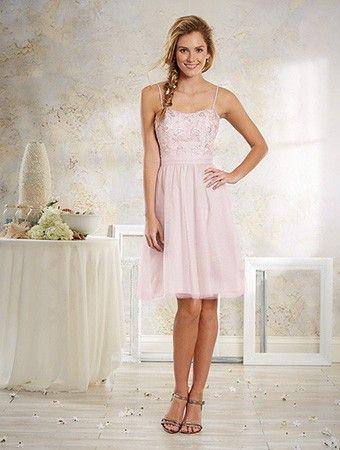 chiffon korte kjoler