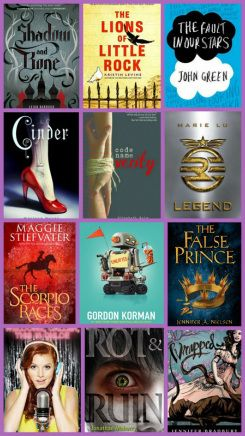 Beehive Book Award 2013 2014 Nominees Young Adult Winner The