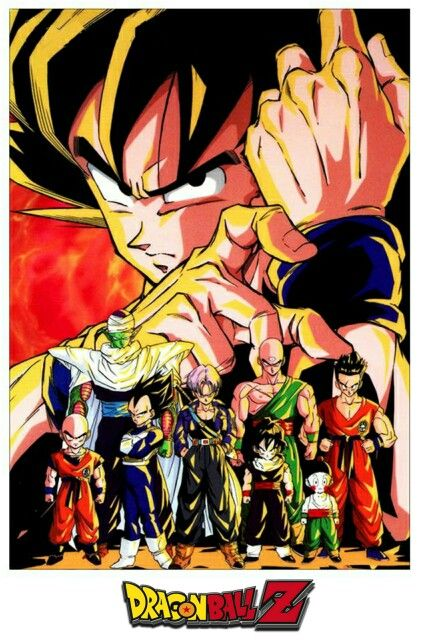"Son Gokû Kakarotto ⭐ Piccolo Satan Petit-Cœur ⭐ Krilin ⭐ Végéta Bejîta ⭐ Trunks ""du Futur"" ⭐ Son Gohan Kakarotto ⭐ Ten Shin Han ⭐ Chaozu ⭐ Yamcha ~ Arc : L'arrivé de Trunks / Mecha Freezer et Roi Cold (son Père) / Saga des Cyborgs (C16 • C17 • C18 • Cell) ~ ㊗_Dragon_Ball_Z_㊗"