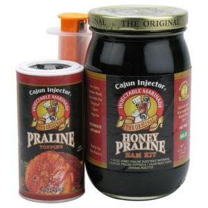 Cajun Injector Honey Praline Ham KIt - Mills Fleet Farm