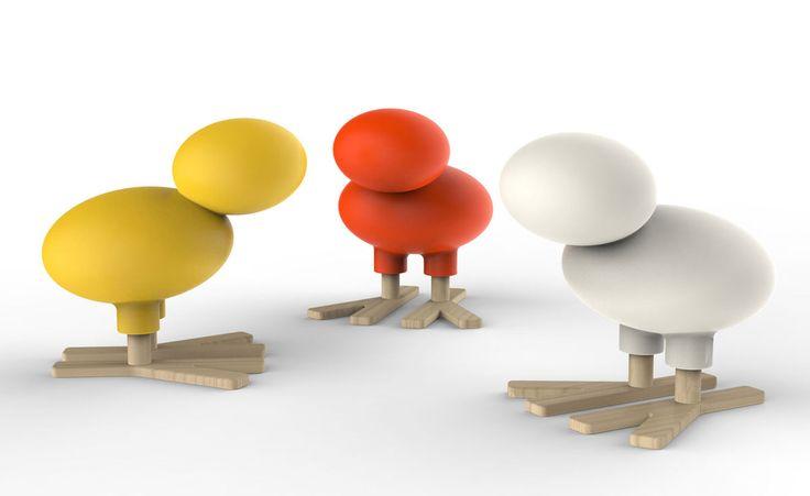 Happy birds - Magis - meubles en Belgique  - Selection Meubles, Amougies, mobilier