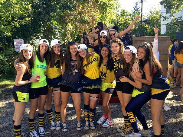 Image result for michigan university sororities