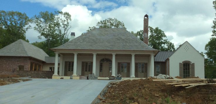 Comfy acadian home design with southern acadian style and acadian landscaping design – IRPMI