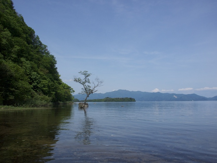 猪苗代湖 - 2012.06.02