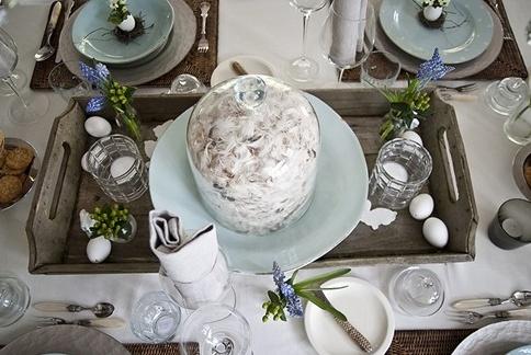 wunderschöne Tischdeko