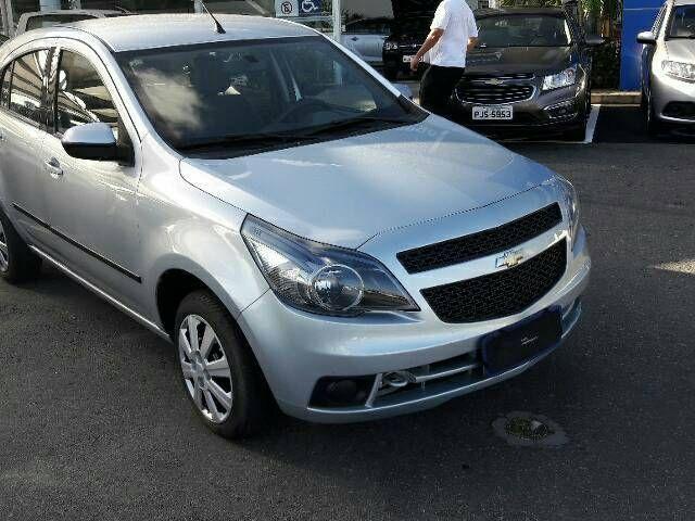 Chevrolet Agile LT 1.4 8V (Flex) - São Cristóvão - Salvador - BA. Anúncio 11550394 - iCarros