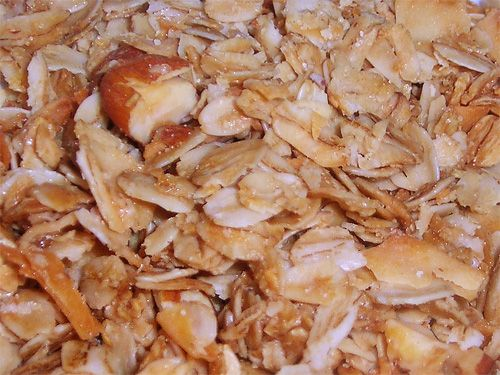 Coconut Granola | Cooking - Breakfast | Pinterest