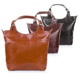 #shopperbag #PaoloPeruzzi #SuperGalanteriapl http://supergalanteria.pl/ona-produkty-dla-kobiet/torebki-damskie/shoppers-bags-torebki/duze-skorzane-torebki-damskie-paolo-peruzzi-shopper-bag-z-996-pp