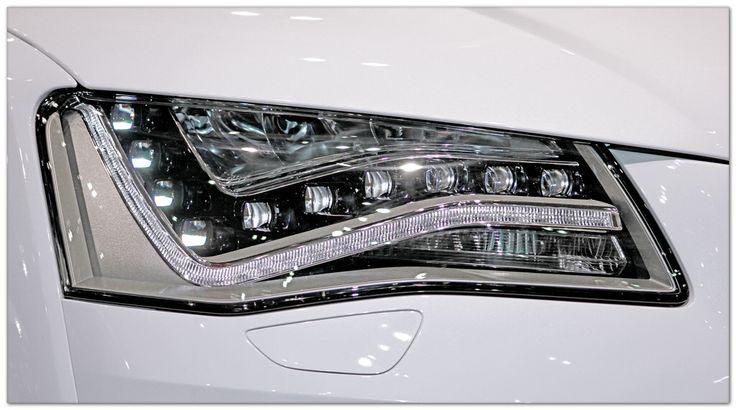Audi A 7 Headlight