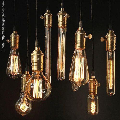 Novas velhas lâmpadas