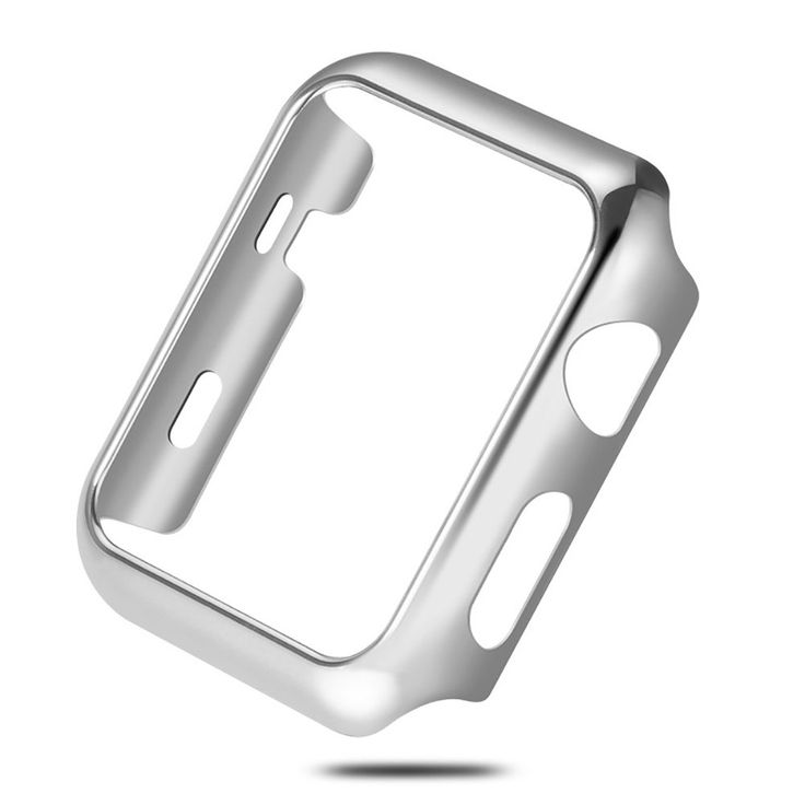 Apple Watch Series 2 Case 38mm,Anyos PC Hard Shockproof Ultra Thin Plated Full Corner Protective Case [Watch Hard Cover] for iWatch Series 2 (Sliver). Designed specifically for Apple Watch Series 2 38mm. Made of high quality plated PC with built-in screen protector, strong, stylish and fashionable. Electroplating craft is applied to make your watch looks shiny and elegant. High quality PC material lightweight to cause no bulk to your iwatch. This case well protects the outer part of your...