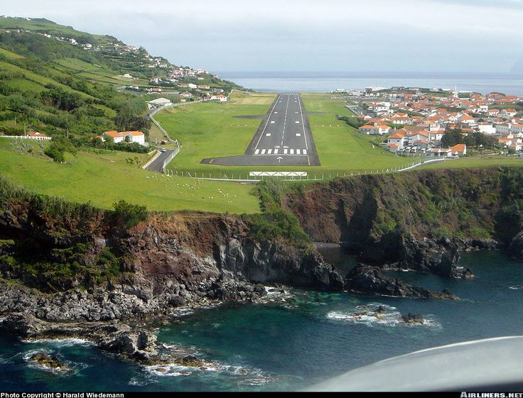 Airport, Flores Island, Azores (Portugal)