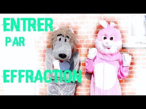 ENTRER PAR EFFRACTION ! - Lufy et Enzo