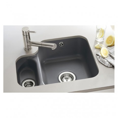CISTERNA 60B Premiumline zlewozmywak ceramiczny podblatowy 545x440mm - 6702   http://www.hansloren.pl/zlewozmywaki/VILLEROY-BOCH