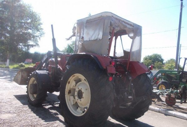 Tractor marca FIAT 850