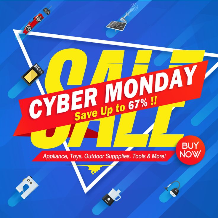 It's CYBER MONDAY! Save up to 67%! #CyberMonday #sales