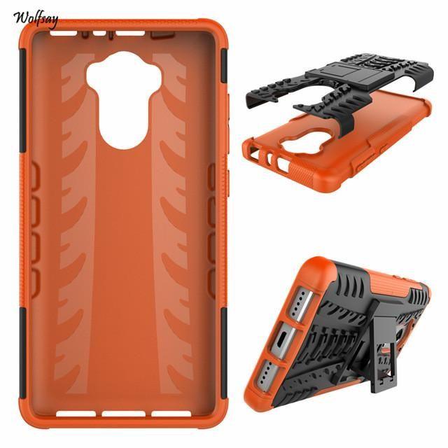 Wolfsay Case Xiaomi Redmi 4 Pro cover Tough Impact Case For Xiao Redmi 4 Pro Case For Xiao Redmi 4 / 4 Prime Silicone Fundas #<