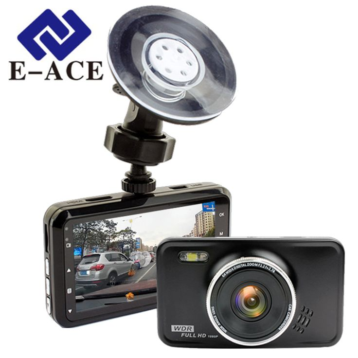 BUY now 4 XMAS n NY. E-ACE Novatek Dashcam Car Dvr Auto Mini Camera Mirror Night Vision Full HD 1080P Video Recorder Carcam Camcorder Automotive Dvrs *~* View this trendy piece in details on  AliExpress.com. Just click the image #xmasgames