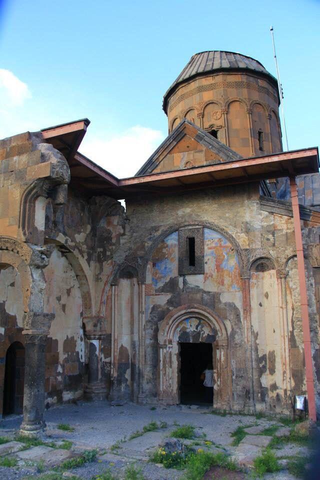 Church of Tigran Honents @ Ani