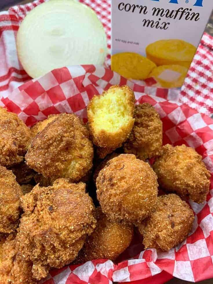 How To Make Hush Puppies With Jiffy Mix A Quick And Easy Recipe