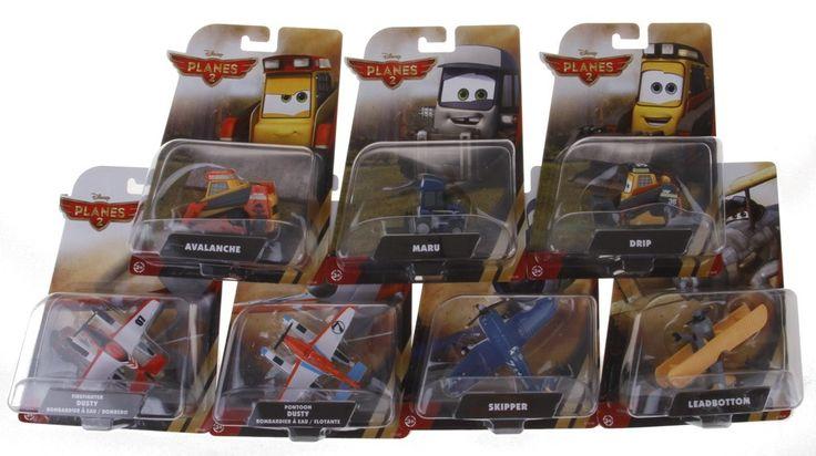Planes Letadla hasiči a záchranáři - Bambule Království hraček