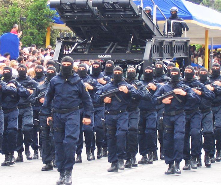 Gruppo di Intervento Speciale - Carabinieri - Italie