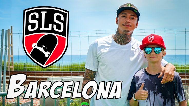 Barcelona Street League SLS 2017