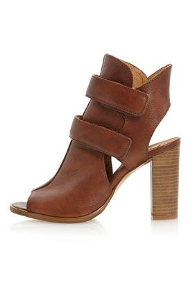 **Frow Cut Out Sandals by Dune
