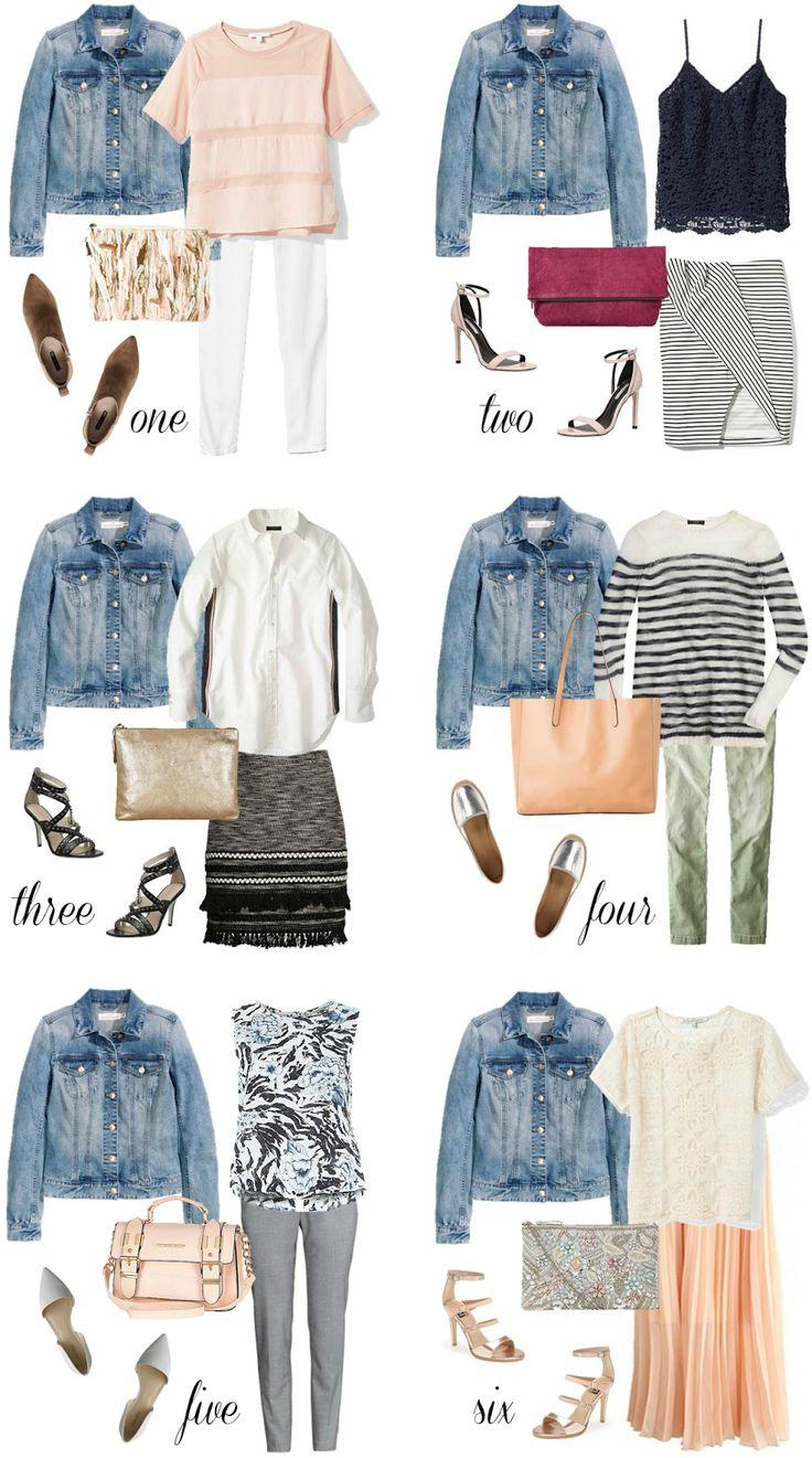 Como Fazer Artesanato Reciclagem De Garrafa Pet ~ Más de 1000 imágenes sobre Denim Jacket Outfits en Pinterest Camisas de rayas, Chaleco