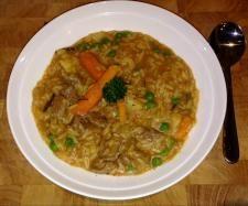 Recipe Thick Lamb Soup