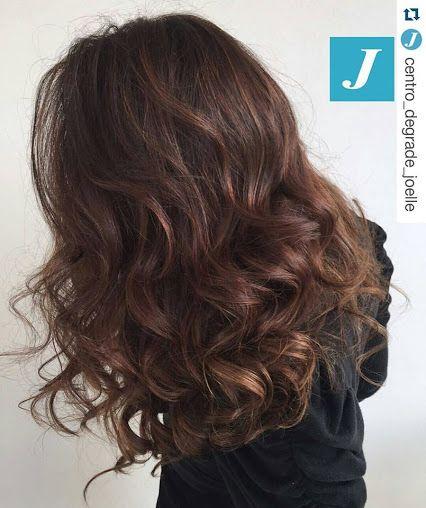 Work Hair Studio Vittorio & Tiziana - Google+Posso avere delle sfumature naturali con il Degradé Joelle? #cdj #degradejoelle #tagliopuntearia #degradé #igers #musthave #hair #hairstyle #haircolour #longhair #ootd #hairfashion #madeinitaly #wellastudionyc #workhairstudiovittorio&tiziana #roma #eur