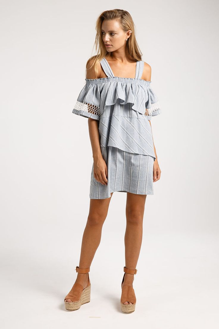 Suboo - Tiered Dress