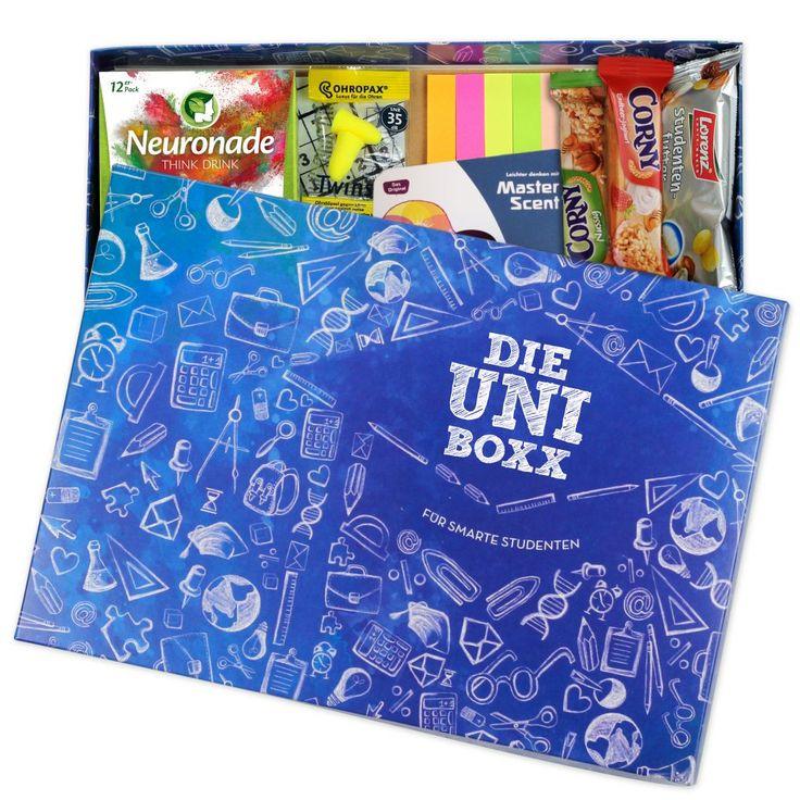 (c) #Neuronade - Auf dem Bild: Einblick in die #Uni-Boxx