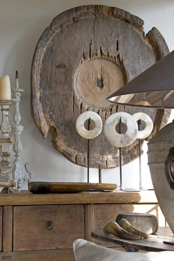 Pin by kathryn tyler on modern rustic home decor ideas Home decor sculptures