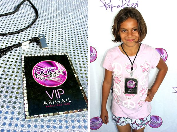 Look For Less: Get the most out of your Printables! {+ Pop Star Party}