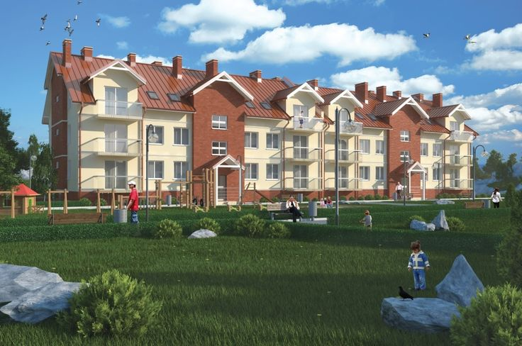 Budynek składa się z dwóch segmentów po 15 mieszkań, podpiwniczony z miejscami postojowymi dla 8 samochodów.