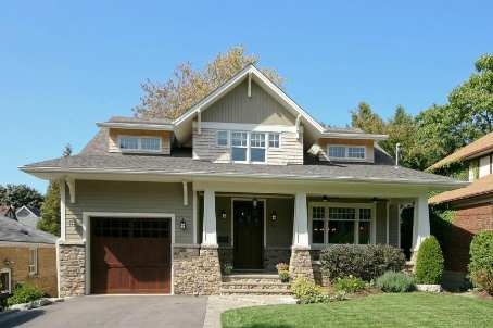 Craftsman exterior colors front yard ideas pinterest for House color schemes exterior examples