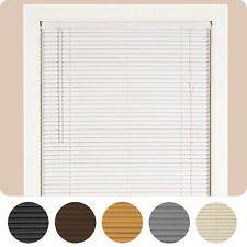 "[$16.99 save 80%] Window Blinds Mini Blind 1"" Slat Vinyl Venetian Blinds - Black White Beige Gray #LavaHot http://www.lavahotdeals.com/us/cheap/window-blinds-mini-blind-1-slat-vinyl-venetian/218435?utm_source=pinterest&utm_medium=rss&utm_campaign=at_lavahotdealsus"