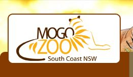 Mogo Zoo - in Batemans Bay. 1:30 south of Nowra