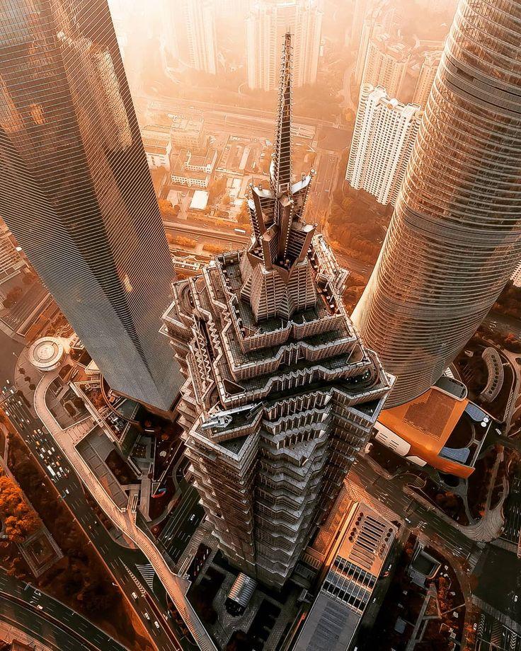 Breathtaking Views of Shanghai From Above – Fubiz Media