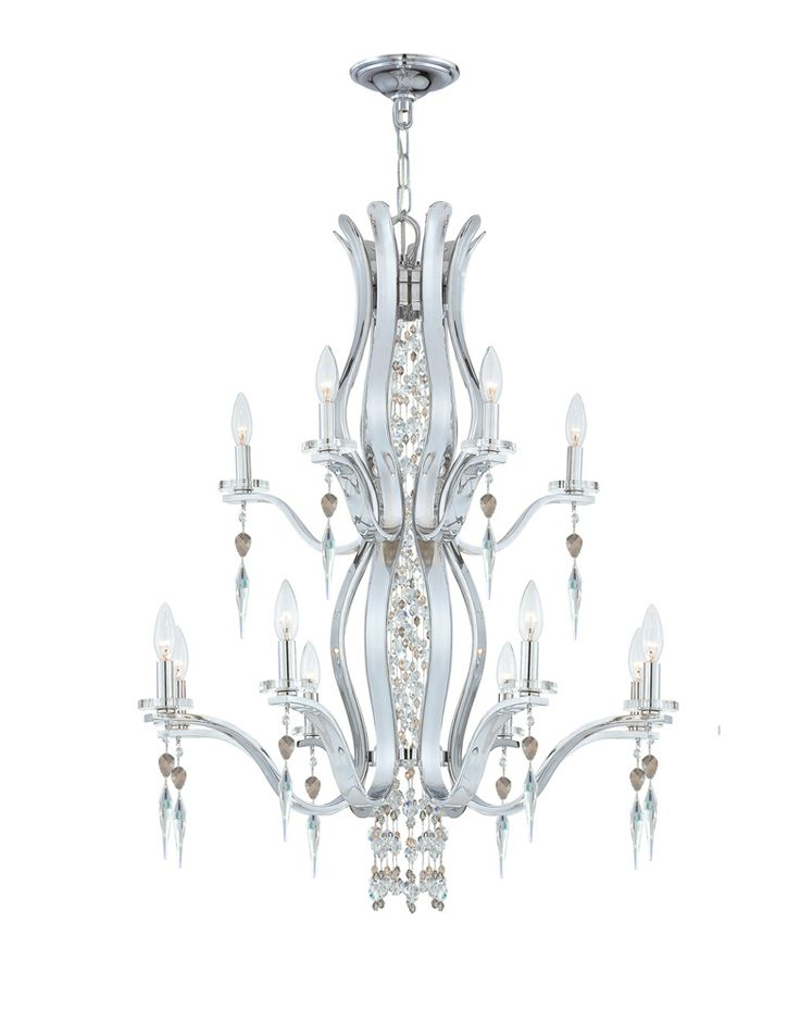 69 Best Crystal Chandeliers Images On Pinterest Crystal