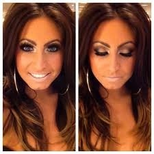 luv the eye makeup..
