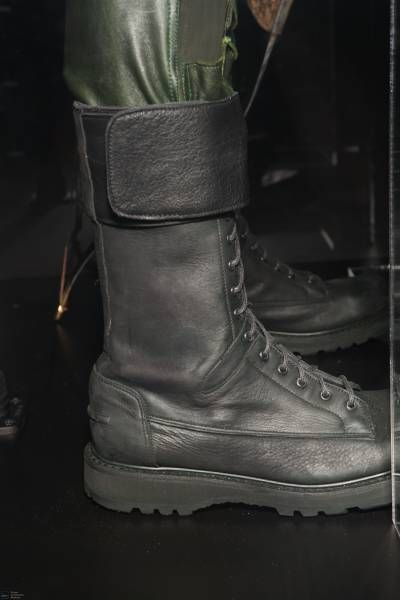 Green Arrow Cosplay Shoes