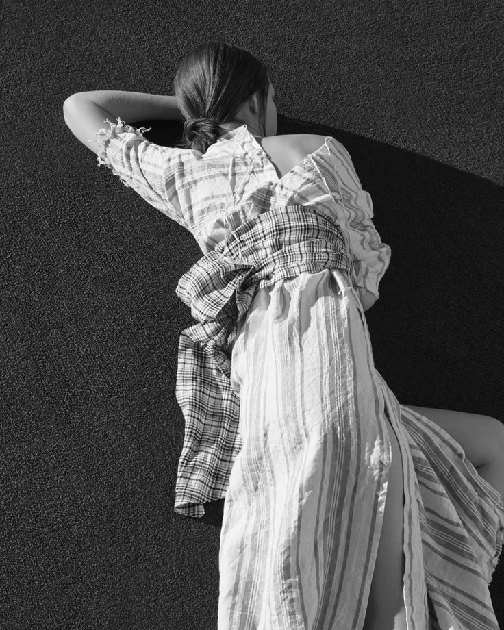 Lee Mathews Resort 2016 Campaign shot by James Nelson | Styled by Brana Wolf | Featuring Ashleigh Good