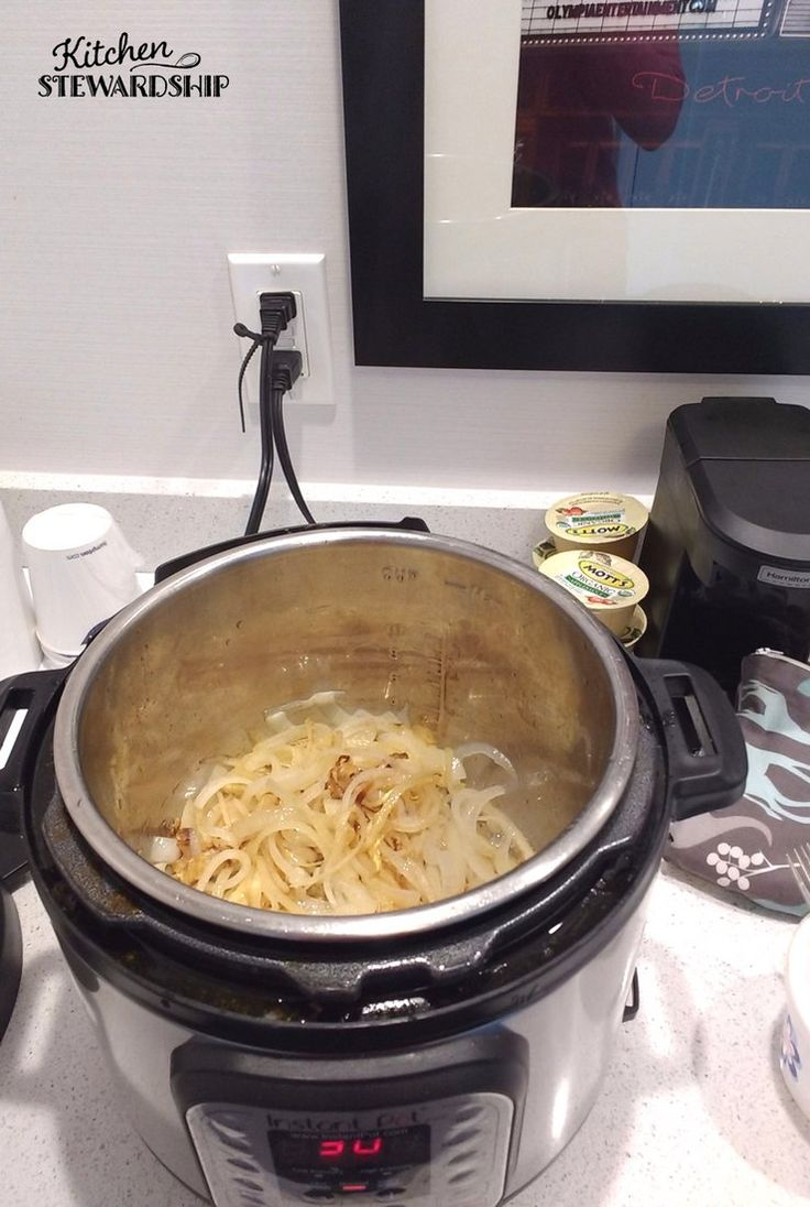 Instant Po cooking in a hotel room - real food meal easy and fast